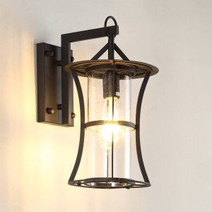 New American country Outdoor Wall Light porch Waterproof Edison Led lamp retro industrial engineering Sconces Lighting