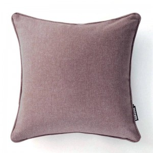 New Christmas Decorations For Home Festival Elegant Solid Cushion Cover/Coussin/Almofada/Cojines Pillow Cover All Match Gift