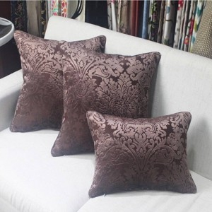 New Europe Purple Romatic Cushion Cover Luxury Sofa Decorative Throw Pillows Cushion Cover Home Decor Almofada Cojines Wedding