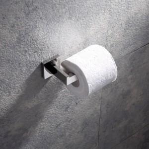 New Paper towel holder Simple and elegant paper towel holder 304 stainless steel paper towel holder bathroom accessories 9162K