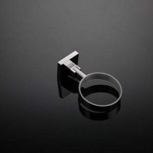 Toilet brush 304 stainless steel Wall mount toilet brush holder long handle toilet brush bathroom accessories 9175K