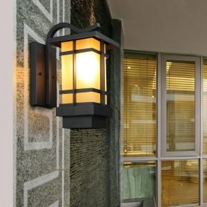 New Vintage wall Lights outdoor waterproof aisle balcony garden villa indoor retro garden European Led lamp outdoor wall lamp