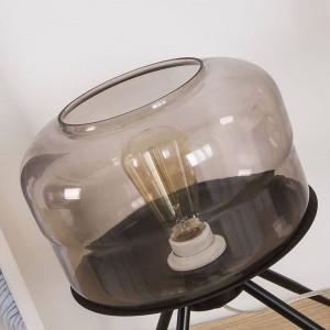 Nordic Brief Creative Study room Glass Table lamp Italy Designer Deco LED Desk light Foyer bedroom Office Reading lamp E27 bulb