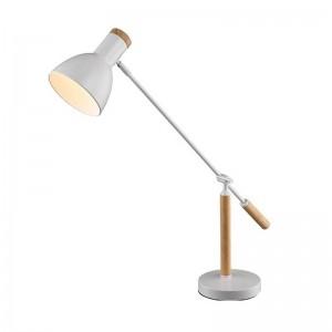 Nordic LED Floor Lamp table light Switch Modern black white red Standing Light Living Room Bedroom Office Reading adjustable arm
