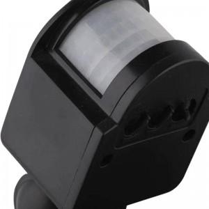 PIR 10W LED floodlight with lens DC/AC12V spotlight Solar system garage security Motion Sensor Time Lux adjustable