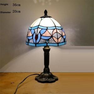 Tafellamp Bed Bedroom Bedroom Wedding Crystal Schemerlamp Art From Mesa Abajur Para Quarto Deco Home Table Lamp