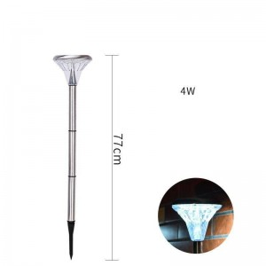 Tuinverlichting Light For Lighting Luce De Terraza Y Solar LED Outdoor Garden Decoration Garden Light Outdoor Lawn Lamp