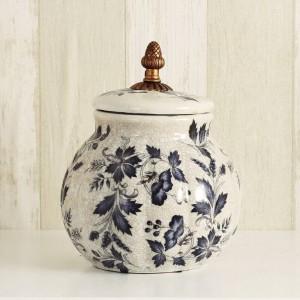 wedding decoration European Creative Decorative Candy Cans Ceramic Wares Tea Cans European Ceramic Tanks Nostalgia Home Gifts