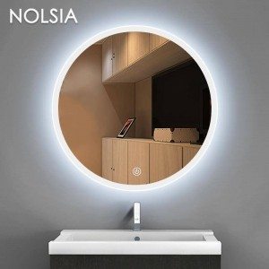wedding room makeup Mirror Led wall lamp lights dressing room Mirror led light Toilet Bathroom LED Wall sconce switch Arandela