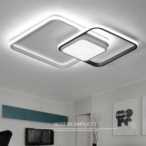 ylwxhn bedroom living room ceiling lights LED lampe plafond avize modern LED ceiling lights lamp with remote control