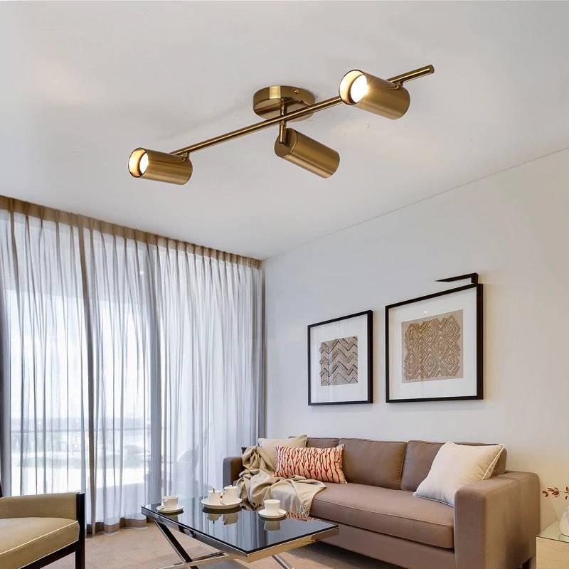 Luxury Modern Living Room Ceiling Light Fixture Nordic ...