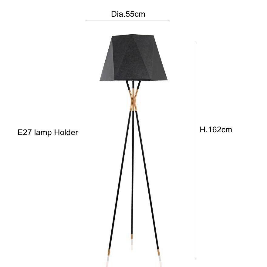 Luxury Modern Minimalist Floor Lamp