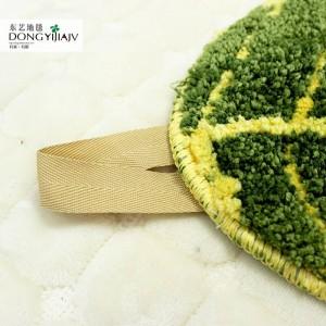118 * 45 CM NUEVA Alfombra fresca Alfombra absorbente para baño Alfombras ovaladas de forma ovalada