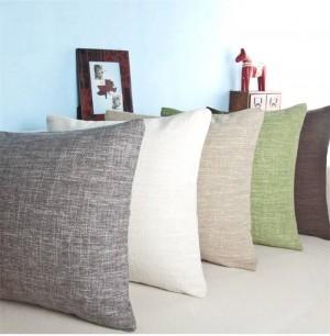 Almohada clásica Cojín Sofá Cojines sólidos Lado de la cama de lujo Sin garantía de calidad Cojines, 33x50 / 45x45 / 60x60cm