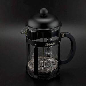 Cafetera Filtro de uso en el hogar Olla Vidrio Té Acero inoxidable Filtro de mano Filtro Taza