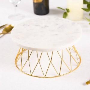 Ornamento de la decoración de la mesa de comedor de la mesa del comedor