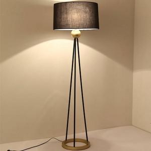 Post modern Art Decoration diseño de la lámpara de pie luz de pie Escritorio de oficina piso decoración del hogar E27 lámpara