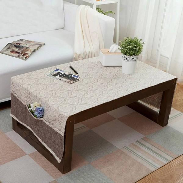 Luxus-Tischdecke im japanischen Stil Toalha De Mesa Euro Kleine Tischdecke Taschen-Design Esstisch Nachttische Tischdecken