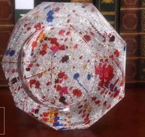 neue kreative Heimat Aschenbecher Handwerk, dekorative Geschenke, Durchmesser von 0,15 Metern