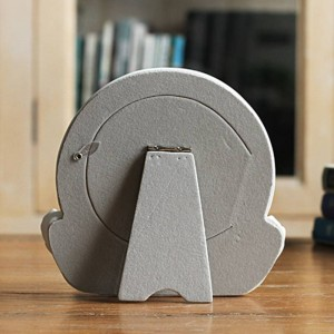 4-Zoll-Schwan Liebe Kuss Liebe kreative Fotorahmen niedlichen Baby-Rahmen eingerichtet Tischdekoration