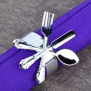 6 stücke Serviettenringe Set form halter hochzeitsbankett abendessen serviettenring exquisite hotel restaurant gewidmet mund tuch serviette
