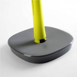 Moderne Wohnkultur Einfache Stand Handtuch Gewichtete Basis Bad Anti Slip Küchenrolle Papierhalter Zweig