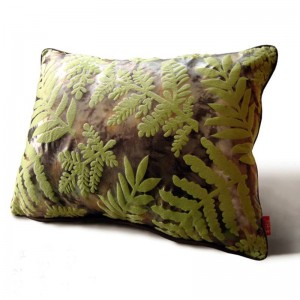 Rainforest Leaves 3D Kissenbezug Green Capa De Almofada Mit Aufdruck Shabby Chic Home Decor Dekorieren Cojines, Sondergröße