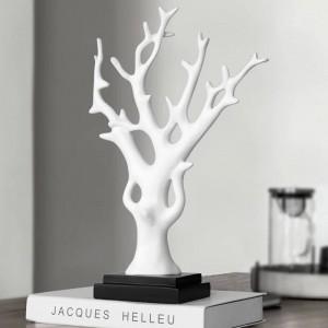 Harz figuren Glück geld baum für wohnzimmer shop büro tisch schreibtisch modell spielzeug geschenk fengshui für hauptdekorationen