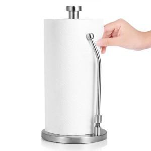 Edelstahl Papierhandtuchhalter Küchengeschirr Handtuchhalter Küchenpapier Küchenpapierhalter