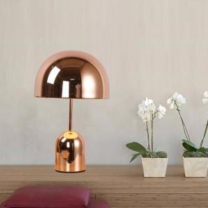 北欧ポスト現代のテーブルランプクリエイティブメタルデスクランプ読書ランプE27 ledランプ研究リビングルームホームアートデコレーション