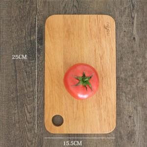 調理用具優しい長方形の純木のまな板キャビネット肥厚フルーツまな板まな板ブレッドボード