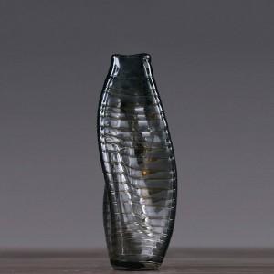 ガラス花瓶の装飾手作りガラス装飾家の装飾フラワーアレンジメント