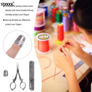 レトロ刺繍仕立て屋のはさみクロスステッチdiy縫製仕立て屋カットアートツール手芸プロのはさみセットクラシックツール