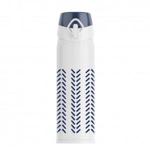 シークレットブルーシリーズ真空カップステンレス鋼弾丸カバー魔法瓶カップクリエイティブギフトマグカップ大容量水貯蔵魔法瓶