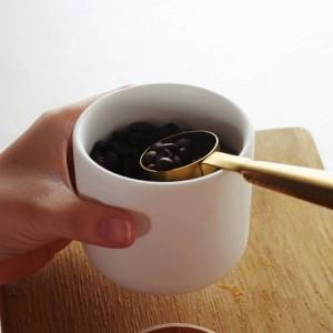 Vasetti sigillati in ceramica e coperchio di bambù Cucina di casa Conservazione Contenitore sfuso per condimento Alimento Spezie Tè Caffè Bottiglie di zucchero impostate