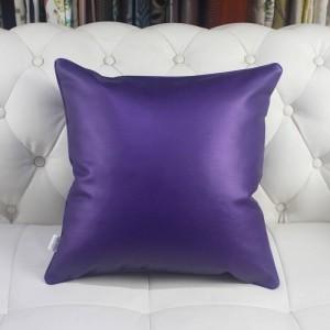 Fodera per cuscino HAO JOY Europe di lusso in morbida ecopelle lucida in tessuto importato per la casa