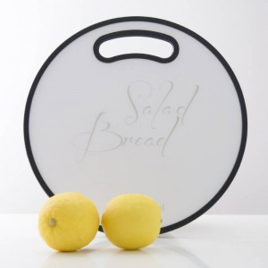 Tagliere per frutta e verdura per tavola da sushi per uso domestico tagliere da cucina per la casa creativo europeo in PP