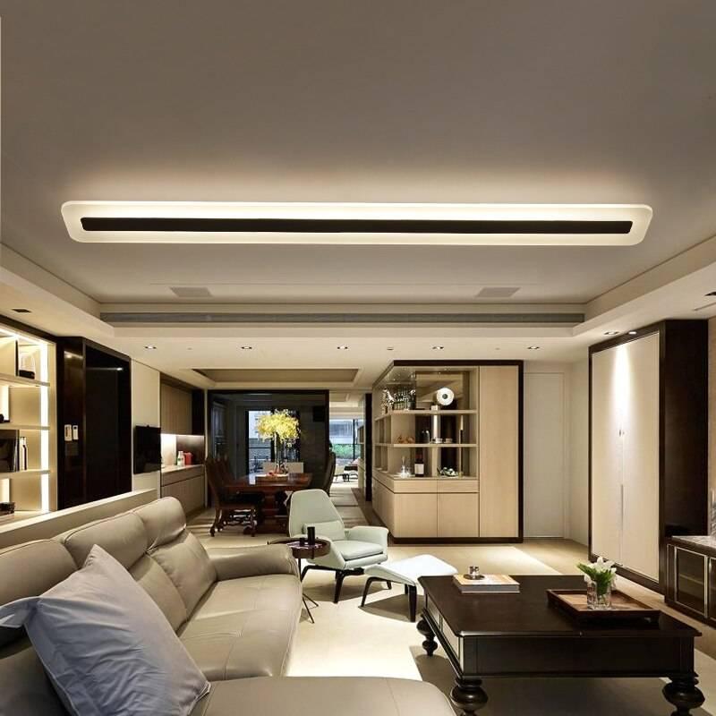 Modern acrylic led ceiling lights for living room bedroom Plafond ceiling home lighting lamp homhome lighting