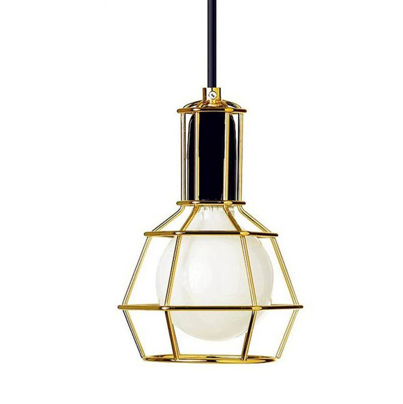 One combo 6/8/10/12/14 light wrought  iron Grenades shape spider pendant light decorative loft with E27 holder by free EXPRESS